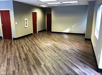 Bob, I'm very happy with the job you did for us. We have received a ton of compliments on the floor so far. Thank you again!